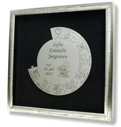 Perfekte gave Baby Love, Little Ones, Frame, Picture Frame, Frames, Hoop, Picture Frames
