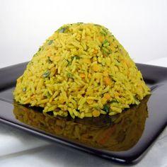 One Perfect Bite: Rice and Red Lentil Pilaf - Kichiri