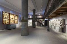 Fränkische Galerie in Kronach für Erco Leuchten
