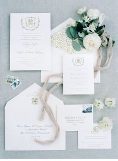 Elegant Cottage Wedding by Greer Gattuso Photography