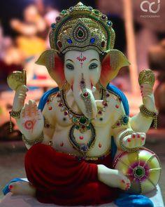 "15 Likes, 1 Comments - amy dubey (@amy_zing_frames) on Instagram: ""#ganpati #ganpatibappamorya #maghiganeshutsav #ganesha #lord #lordganesha #bappa #bappamorya…"" Swami Samarth, Radha Krishna Wallpaper, Krishna Art, Ganpati Bappa, Lord Ganesha, Sri Ganesh, Lord Shiva, Ganesha Art, Durga Maa"