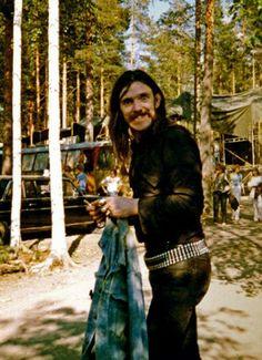 1979 MOTORHEAD IN FINLAND.