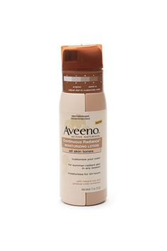 No. 9: Aveeno Continuous Radiance Moisturizing Lotion, $11.99, 9 Best Self-Tanners