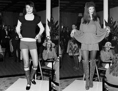 Мери Куант создатель мини юбки