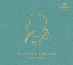MOZART Symphonien - Deutsche Grammophon