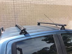 The Vortex RLT600 Ditch Mount roof rack system fits neatly into your vehicle's roof ditch. Once installed, the legs and cross bars can easily be removed when they are not required using a simple trigger locking system. Applying load to the ditch of the vehicle, giving your racks 100kgs capacity over two bars. Legs bases are fixed with rivets, then black dressing trim is re-installed.