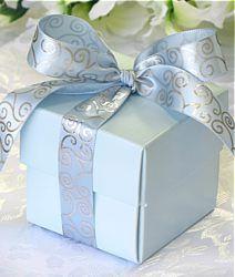 babtism party favors box with picture | ... favor idea, christening favor, baby shower party favors, unique party