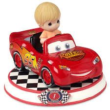 Disney Precious Moments Cars - Lightening McQueen