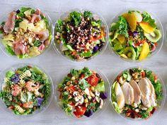 サラダは立派なメインディッシュ! 栄養補給力がハンパじゃない、神楽坂に誕生したパワーサラダ専門店2017