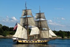Tall Ship Niagra
