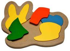 Brinquedice Jogo de Encaixe – Coelho
