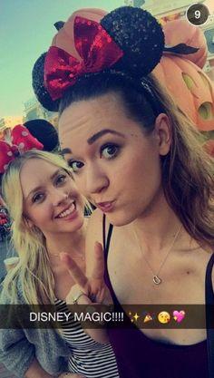 Alisha and Ashley