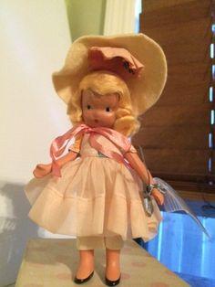 Mistress MaryNancy Ann Storybook Doll 119 by Jewelmoon on Etsy