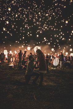 Lantern Proposal | Emilie Heitmann Photography & Design