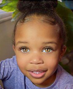 Black Baby Girls, Cute Black Babies, Beautiful Black Babies, Black And White Baby, Cute Little Baby, Pretty Baby, Beautiful Children, Cute Babies, Pretty Girls