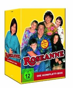 Roseanne - Die Komplett-Box [36 DVDs]: Amazon.de: Roseanne Barr, John Goodman: Filme & TV