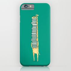 A book lover iPhone & iPod Case