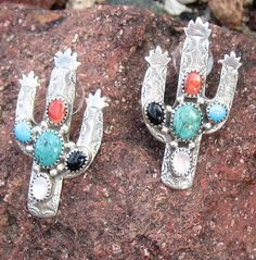 Cowgirl - cactus jewelry