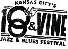 Kansas City's 18th & Vine Jazz and Blues Festival http://Festival.AmericanJazzMuseum.org