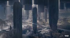 Enjoy 26 Stunning Pieces of Halo 4 Concept & Promotional Art