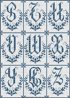 Free Easy Cross, Pattern Maker, PCStitch Charts + Free Historic Old Pattern Books: Sajou No 324