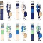 Fashion-Tipp: 10 einfache Formeln, wie Sie Farben passend kombinieren