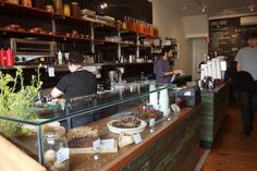 Fleetwood Macchiato Cafe. 43 Erskineville Road, Erskineville; www.fleetwoodmacchiato.com