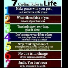 Simplified life