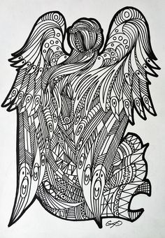 Signo de Virgem Tattos, Scriptures, Coloring Pages, Abstract, Artwork, Virgos, Print Coloring Pages, Colors, Art