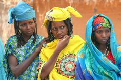 Peul women in Central African Republic (by hdptcar)