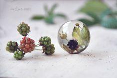 Украшения из растений - OneFlowerStory
