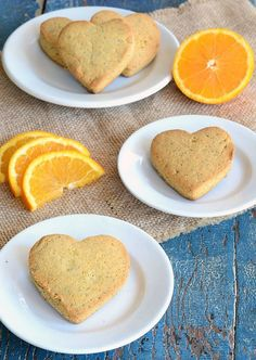 Paleo Orange Poppy Seed Scones Recipe | Elana's Pantry