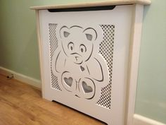 Hand made customised radiator covers