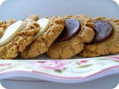 #Chanukah #gelt #cookies - Great idea for Hanukkah celebrations!