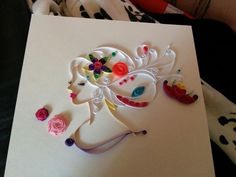 My first steps in Quilling