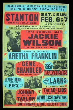 Old Vintage Concert Posters Images
