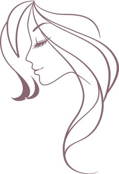 #woman #profile #silhouette