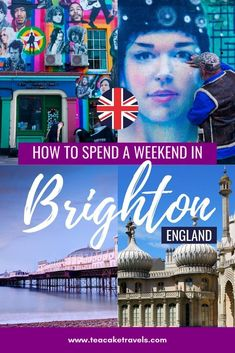 Wondering what to do in Brighton? Check out my awesome weekend in Brighton guide with the top Brighton attractions, restaurants, accommodation & activities. Brighton Attractions, Brighton Hotels, Visit Brighton, Brighton England, Europe Travel Tips, Europe Destinations, European Travel, Travel Guides, Ireland Travel