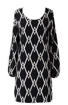 Olivia Diamond Dress - $63.00