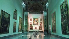 """""""Amaneciendo en la sala de Murillo"""" Fotografía de José María Ced https://www.facebook.com/photo.php?fbid=960740427283070&set=o.507858365941325&type=1&theater"""