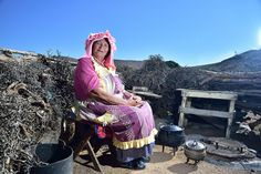 Ouma Lena, Eksteenfontein, Northern Cape, South Africa | by South African Tourism