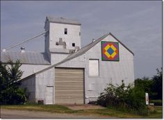 The Barn Quilts of Sac County Iowa