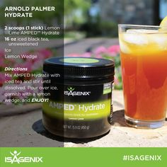 Cool off an Isagenix twist on this classic recipe!