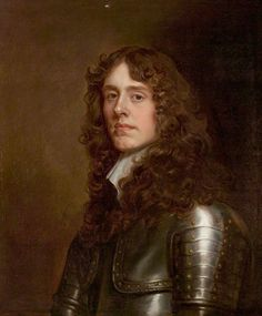 (attributed to Mary Beale)-James Scott Duke of Monmouth--very unlike most other portraits that play up resemblance to Charles II House Of Stuart, Potrait Painting, Historical Hairstyles, Civil War Art, James Scott, Old Portraits, Classical Art, Art Uk, High Society