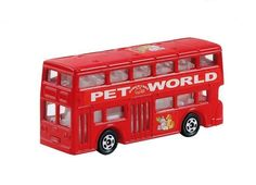 Takara Tomy Tomica #95 London bus Diecast Car Vechicle Toy #Tomica