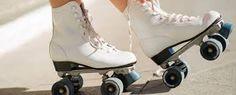 años 50 patines de cuatro ruedas - Buscar con Google