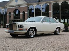1983 Rolls-Royce Camargue