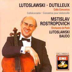 Lutoslawski and Dutilleux: Cello Concertos (Henri Dutilleux)