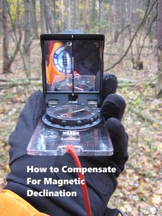 If you depend on a map and compass for wilderness navigation you should learn about declination.   This article teaches you how to compensate for magnetic declination while traversing the wild.
