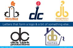 Worst logo designs #7 How does this logos look like to you? #logodesign #magin